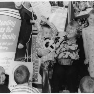 Chapeltown Library Reading Event 1990s