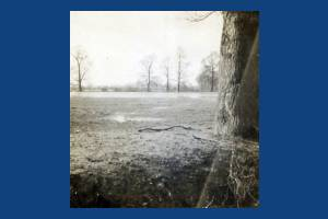 Coombe Lane, Raynes Park: Flooding