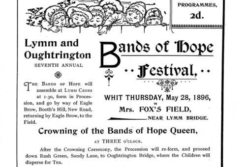 1896, Bands of Hope Festival
