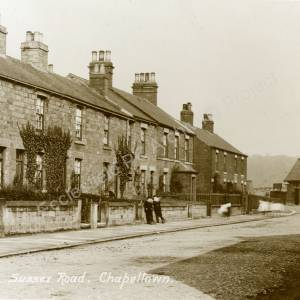 Sussex Road,Chapeltown.