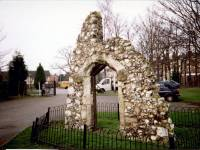 Church Road: Chapel Arch