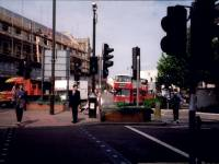 Broadway, Wimbledon: junction with Queen's Road