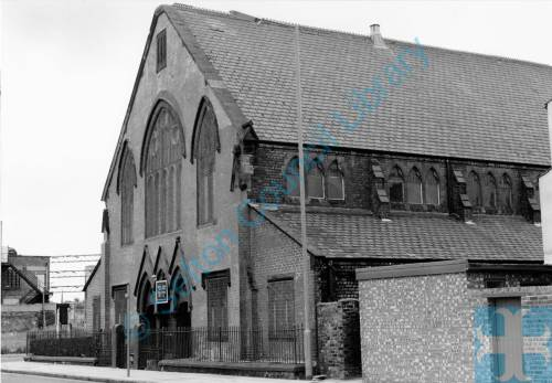 Baptist Church, Litherland Road, Bootle