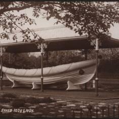 Lifeboat, Saved 1028 Lives