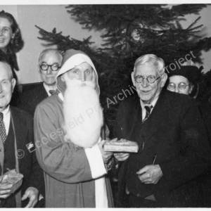 Grenoside Pensioners Christmas Party 1956-7  3