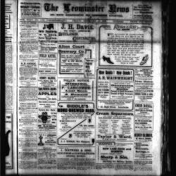 Leominster News - February 1915