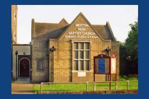Merton Park Baptist Church - Bushey Road