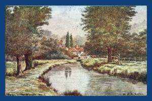Wimbledon: Wandle Park / Gems of the Wandle No.1