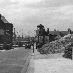 Commercial Road to Readhead Docks