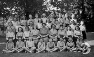 Wimbledon County School for Girls: Form 1L