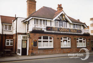 Queens Head, Cricket Green