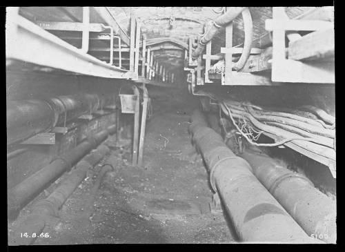 Aldwych subway