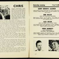 Chris Barber's Jazz Band with Ottilie Patterson, National Jazz Festival, Richmond - 1962 005