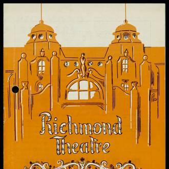 Richmond Theatre, London, January 1968
