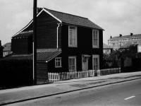 Tamworth Lane, Mitcham: Opposite Eastfields School Playing Fields