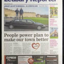 The Ledbury Reporter - June 2014