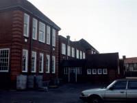 Canterbury Road School, Morden