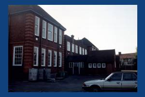Canterbury Road School, Morden