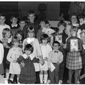 Chapeltown Methodist Church Sunday School 1986