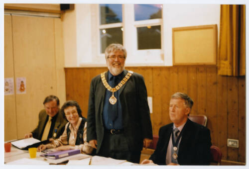 Annual Meeting May 2004