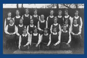 Wimbledon County School for Girls: Sixth Formers
