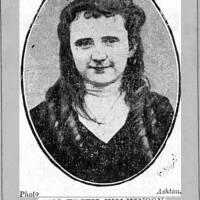 1910, Edith Wilkinson, Lymm May Queen