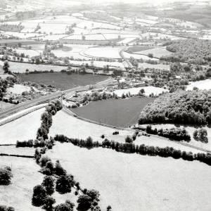 Li14055  Herefordshire - Aerial view - Pontrilas Aero films 139518042.jpg