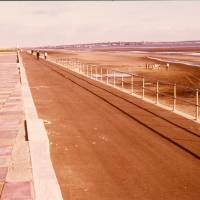 Crosby Sea Wall and Promenade