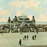 Southport pier entrance