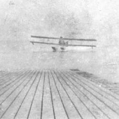 World War One Seaplane
