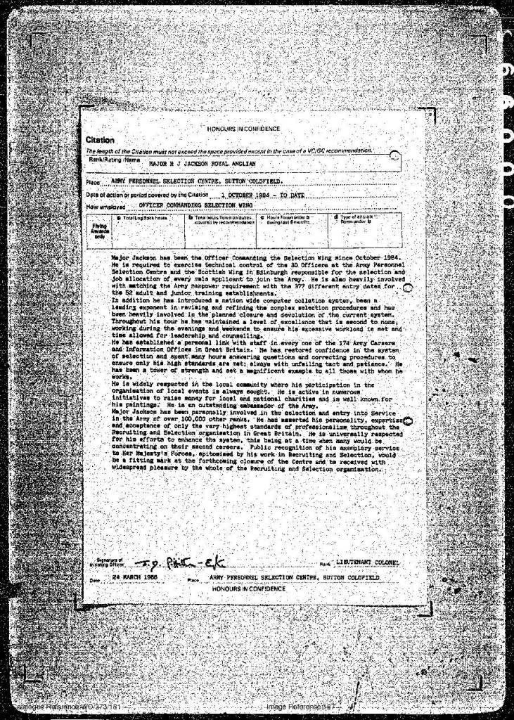 305 Jackson MBE citation 30 Dec 88-2.jpg