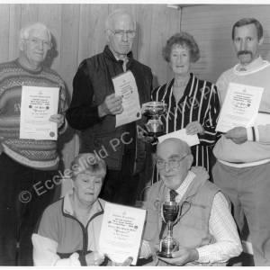 E P C  Garden Competition 1996.