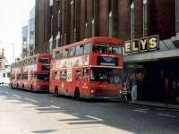 Special buses to carry spectators to the All Engand Club, Wimbledon