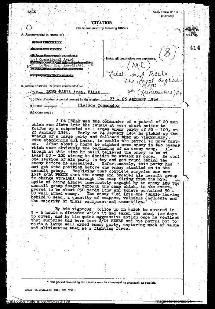 272 Peele MC citation 17 Nov 64-2.jpg
