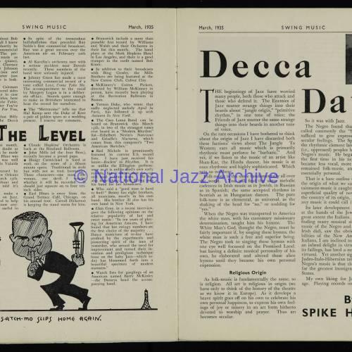 Swing Music March 1935 0010