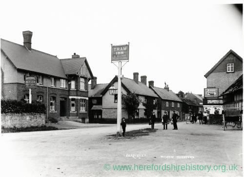 New Inn, Eardisley