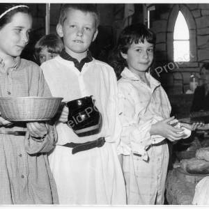 Coit Junior School Chapeltown Kids Castle Fun 1986 c