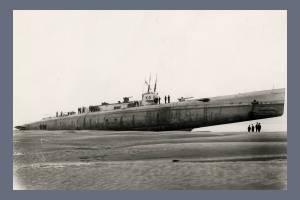 K4 Submarine - John Spice
