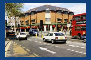 Majestic Way, Town Centre, Mitcham