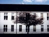 Garth High School, Lilleshall Road, Morden: North Block