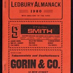 Tilley's Ledbury Almanack 1980