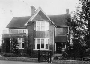 """Merton Park Estate Office and """"The Oriels"""""""