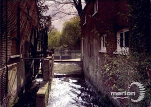 Morden Hall Park, Morden: Snuff Mill
