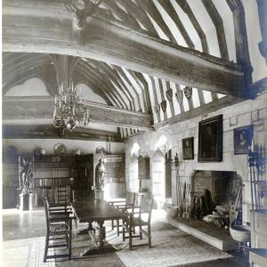 Original Hall, Brinsop Court, Herefordshire