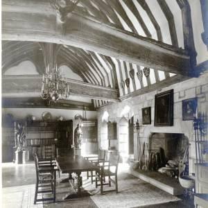 Original Hall, Brinsop Court, Herefordshire