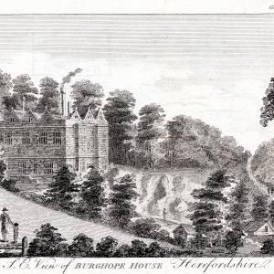 Burghope House, c1791