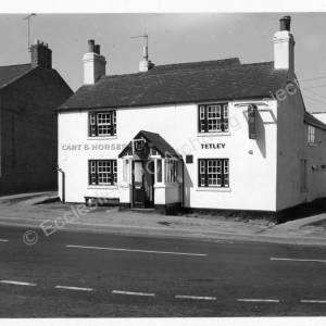 Cart and Horses public house, Mortomley