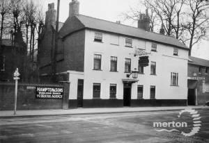 Rose and Crown Inn, High Street, Wimbledon