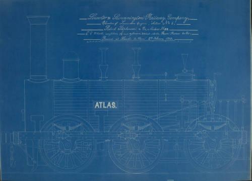 'Atlas' engine