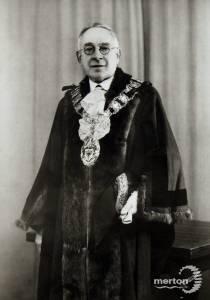 A. A. Drake, Wimbledon councillor, 1941-43